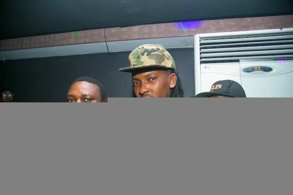 faze bithday party at club rumours vi Faze 2face Daddy Shoki Soma Gifty JonBig Brother Naija housemates Ese Purple crib studios Photos by kayode Ajayi Kaykluba 10 1