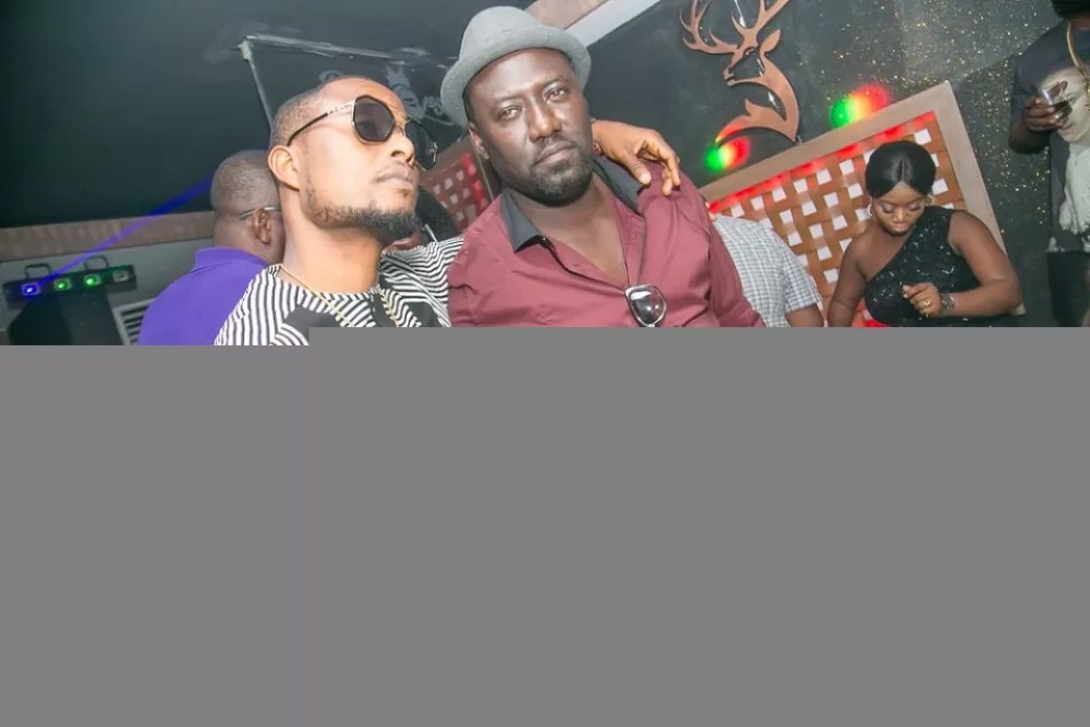 faze bithday party at club rumours vi Faze 2face Daddy Shoki Soma Gifty JonBig Brother Naija housemates Ese Purple crib studios Photos by kayode Ajayi Kaykluba 44
