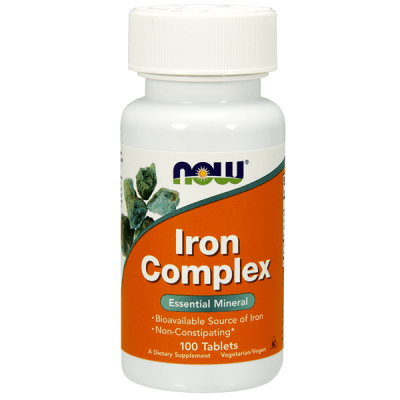 Iron Complex Vegetarian Tablets