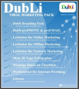 Neuauflage des DVMP (DubLi Viral Marketing Pack)