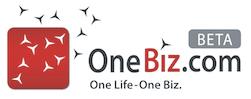 Fehlerhafte Ansicht bei OneBiz.com