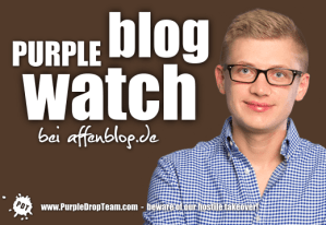 Purple Blog Watch – 37 affige Überschriften