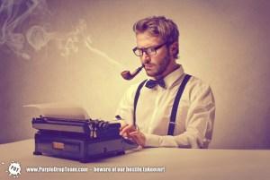 16 Ideas color lila para aportes a blogs
