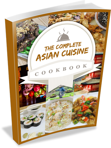 Illustrated Asian Recipe Ebook