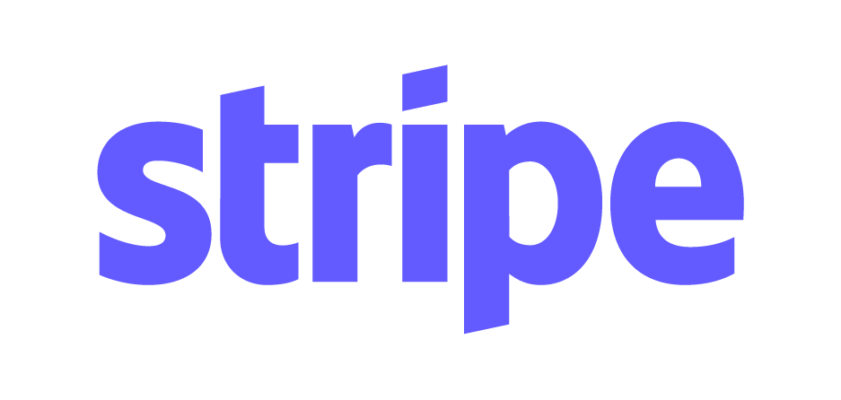 Pay with Stripe logo