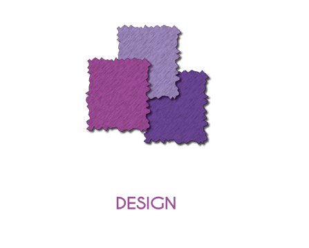 Purple Patch Design Logo
