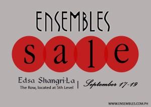 Ensembles Sale September 2010