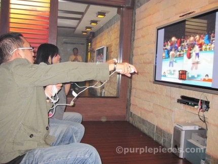 Sohotel Malate Manila Party Suite - Nintendo Wii