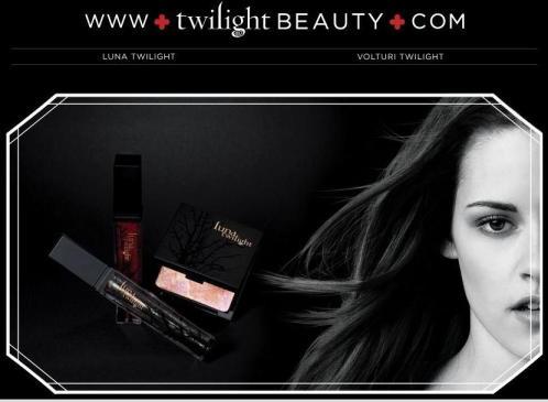 Twilight Beauty Cosmetics - Bella's Makeup