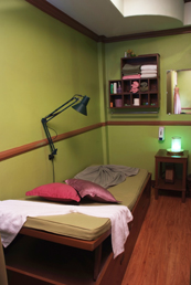 Lay Bare Waxing Salon - Room