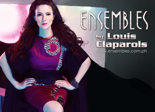 Ensembles by Louis Claparols