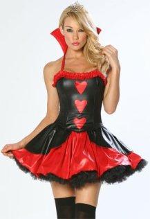 Party Gal Lingerie - Queen of Men's Hearts