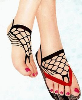 PartyGal Lingerie - feet accessories