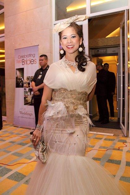 Tessa Prieto-Valdez - Metrowear Bridal 2010