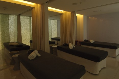 Qiwellness Spa - Massage Rooms