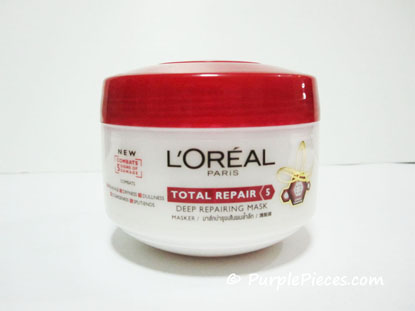 Loreal Total Repair 5 - Deep Repairing Mask