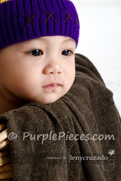 Baby Photo Shoot by Leny Cruzado