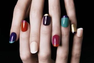 Color-blocking-Trend-Nails