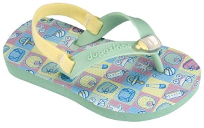 Dupe Slippers - Carinho_Light Green
