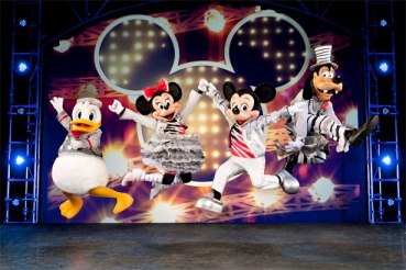 Disney Live - Mickey Mouse and Minnie Mouse