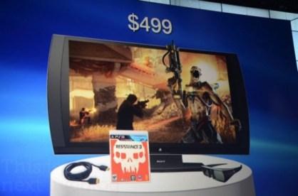 Playstation 3D TV - E3 2011