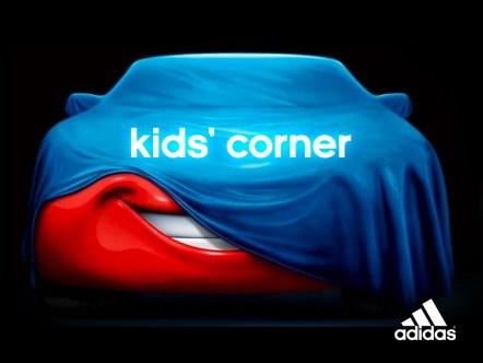 adidas kids corner