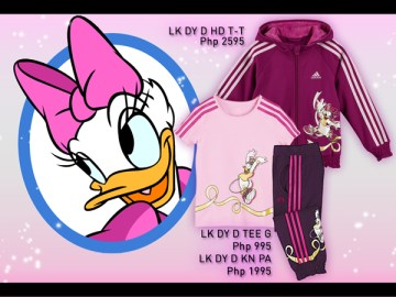 adidas disney apparel
