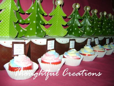 Thoughtful Creations - Towel Cupcakes