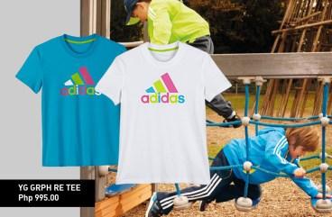 adidas kids shirts