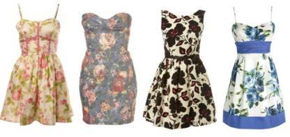 summer dresses floral