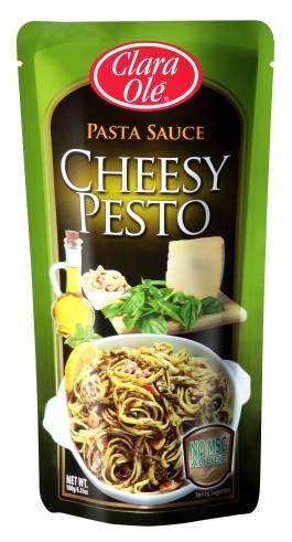 Clara Ole Cheesy Pesto Pasta Sauce