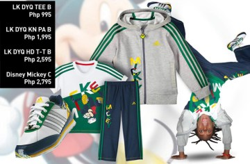 adidas kids sweaters disney