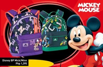 adidas mickey backpack