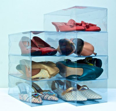 The Clear Shoebox Project
