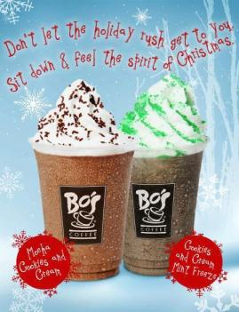 Bo's Coffee - Holiday Beverage