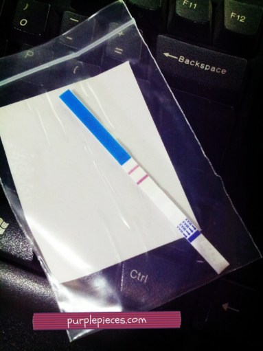 Blue Cross Pregnancy Kit