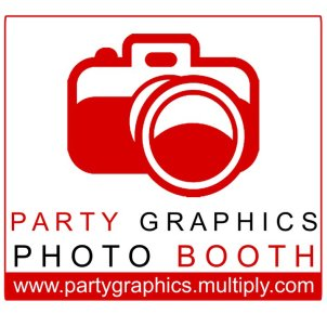 Party Graphics Photo Booth logo