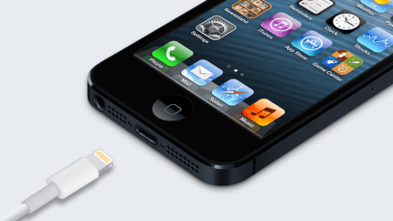 Apple iPhone 5 Thinner and Lighter