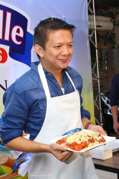 Chiz Escudero - Frabelle Foods