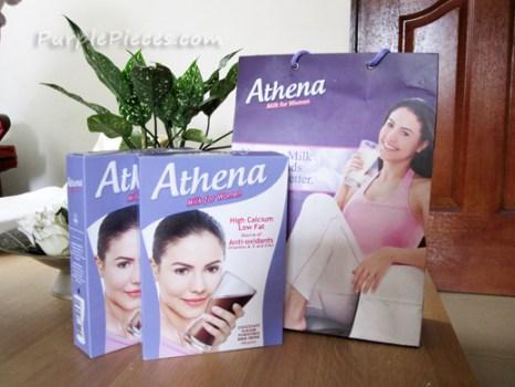 Athena Milk Choco