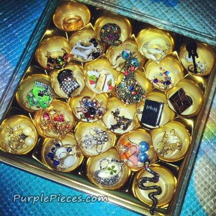 Ferrero Rocher Jewelry Box