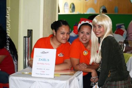 Active Fun Staff - SM North EDSA