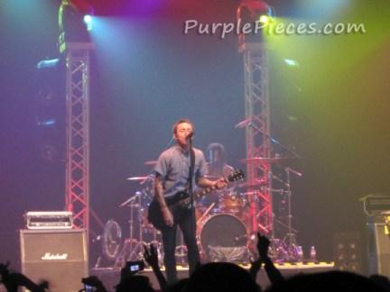 Ryan Key - Yellowcard Live in Manila