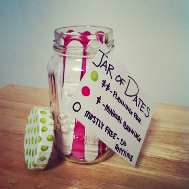 Jar of Dates - Adventures in the Big Peach