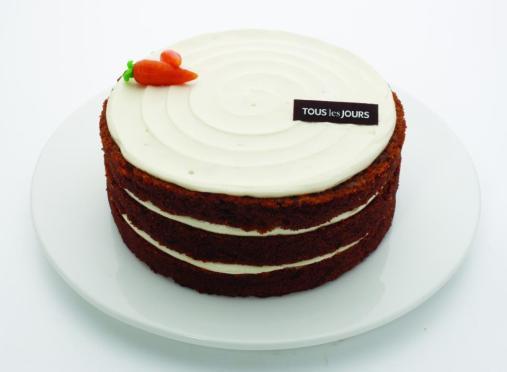 Tous Les Jours - Carrot Cake