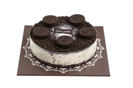 Tous Les Jours - Cookie Cream Cheese Cake