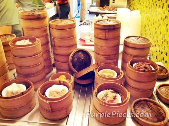Dimsum Break SM North EDSA