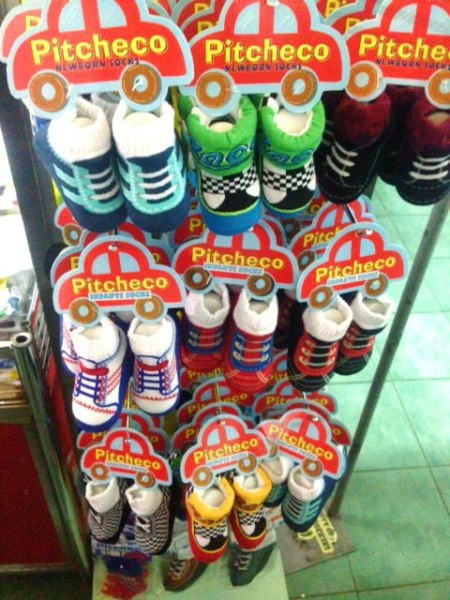 Pitcheco Infant Socks