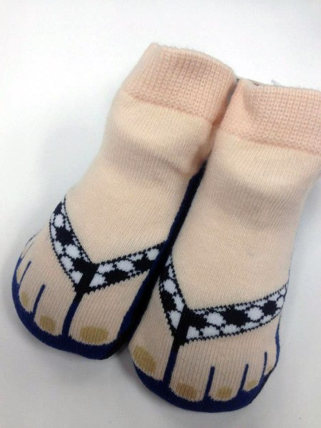 Pitcheco Newborn Socks