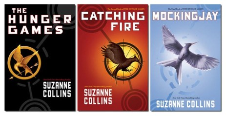 The Hunger Games Trilogy Book Review